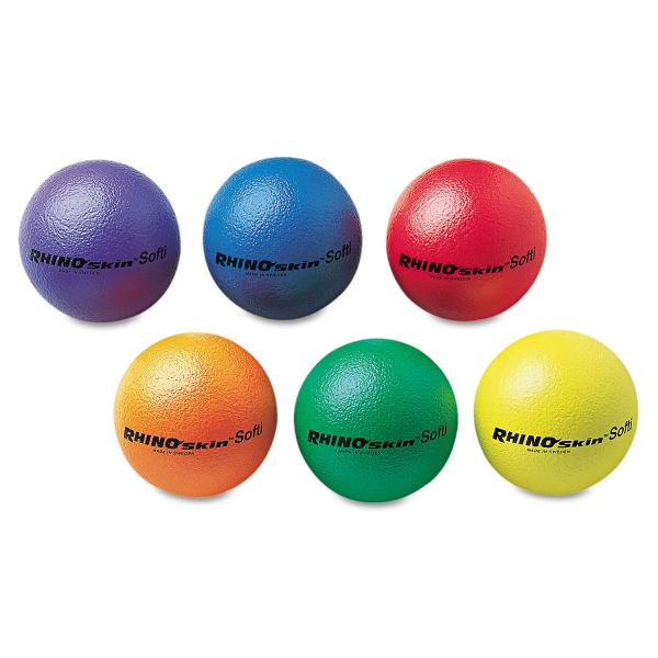 Champion Sports Rhino Skin Ball Set