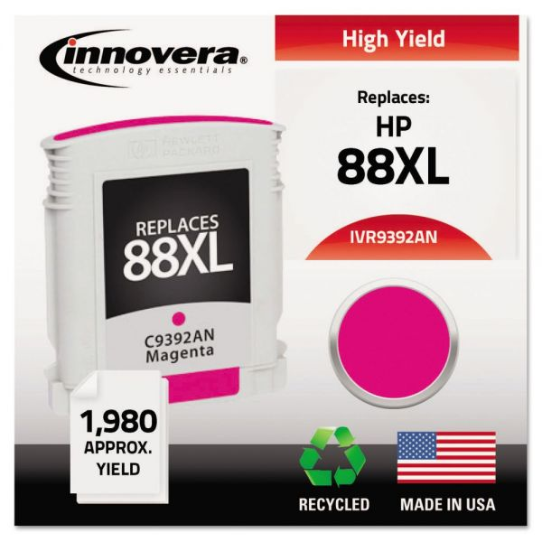 Innovera Remanufactured HP 88XL High Yield Ink Cartridge