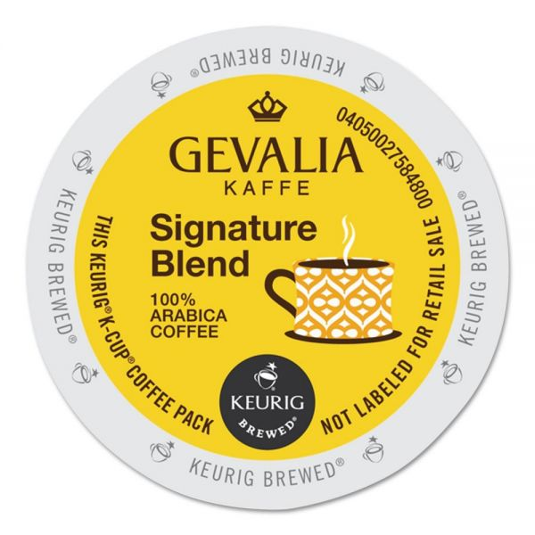 Gevalia Kaffee Signature Blend K-Cups