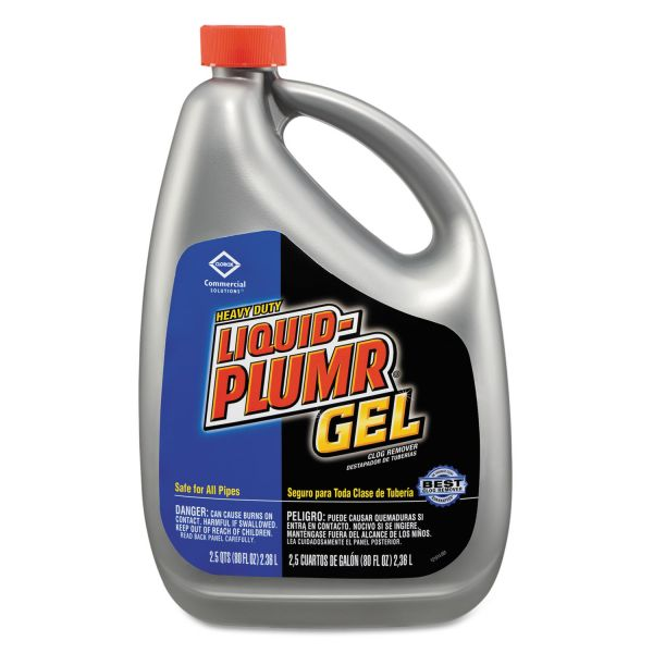 Liquid Plumr Gel Clog Remover
