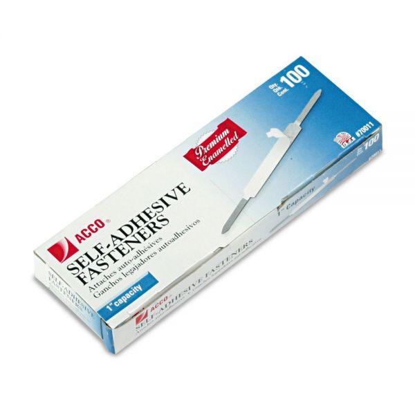 Acco Premium Self-Adhesive Fasteners