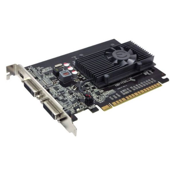 EVGA GeForce GT 610 Graphic Card - 810 MHz Core - 1 GB DDR3 SDRAM - PCI Express 2.0 x16