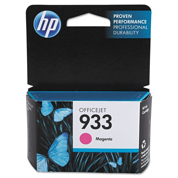 HP 933 Magenta Ink Cartridge (CN059AN)