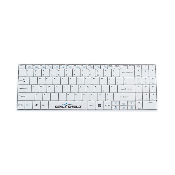 Seal Shield Cleanwipe Waterproof Keyboard - SSKSV099UK