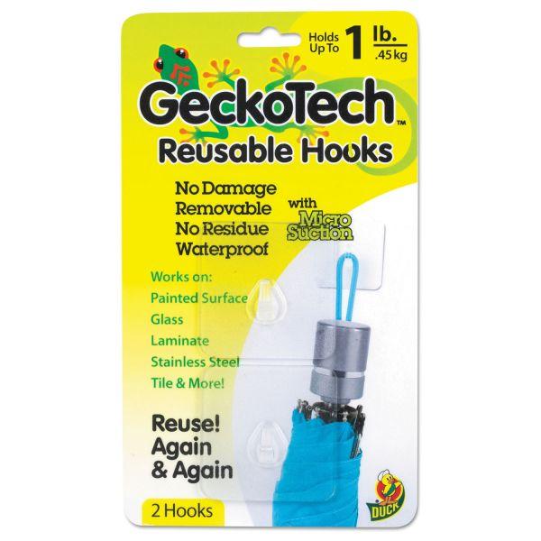 Duck GeckoTech Reusable Plastic Hooks