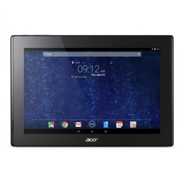 "Acer ICONIA Tab 10 A3-A30-18P1 16 GB Tablet - 10.1"" - In-plane Switching (IPS) Technology - Wireless LAN - Intel Atom Z3735F Quad-core (4 Core) 1.33 GHz"
