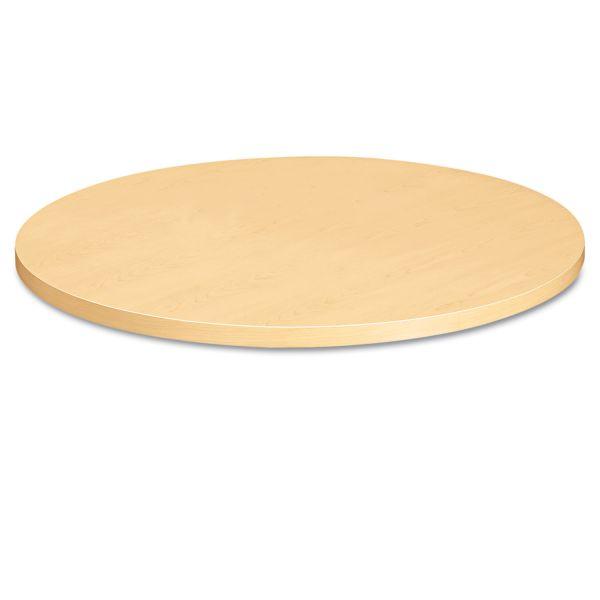 "HON Hospitality Laminate Table Top | Round | 36"" Diameter"