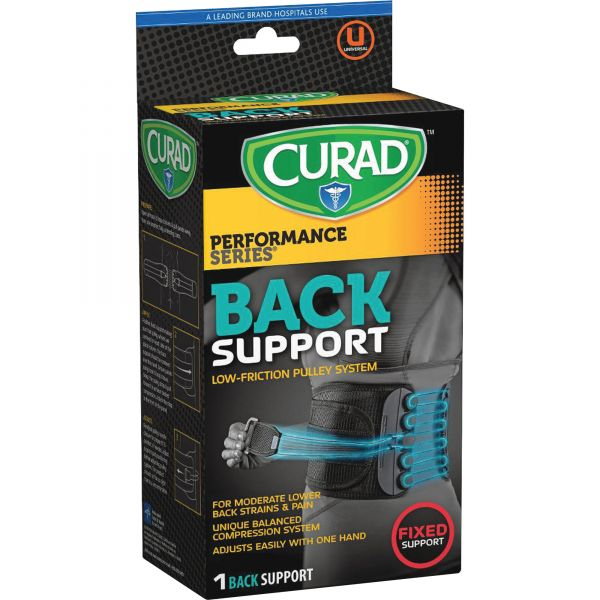 Curad Low Friction Pulley Back Brace