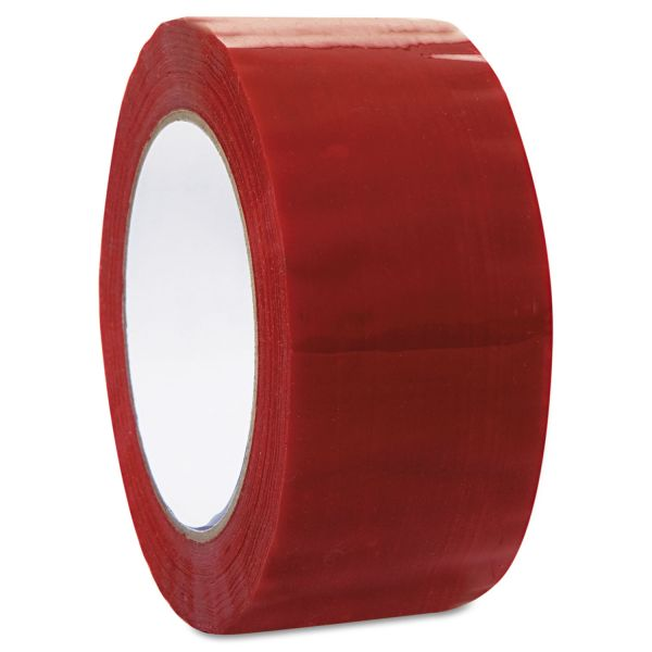 """Duck Brand Color-Coding Hot Melt 2"""" Packing Tape"""