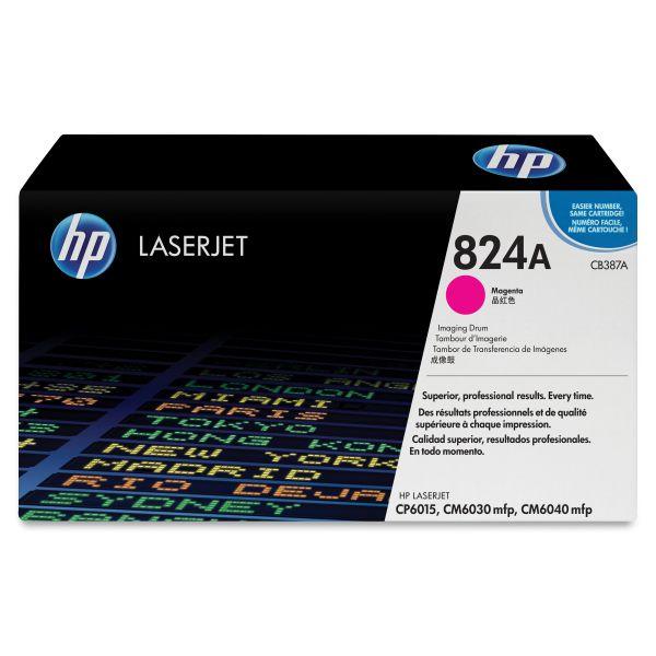 HP 824A Magenta Imaging Drum (CB387A)