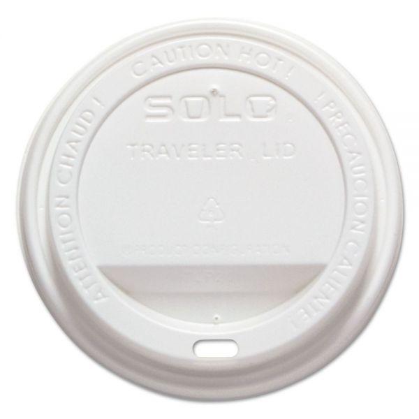 SOLO Drink-Thru Meridian Hot Drink Cup Lids