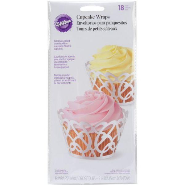 Standard Cupcake Wraps