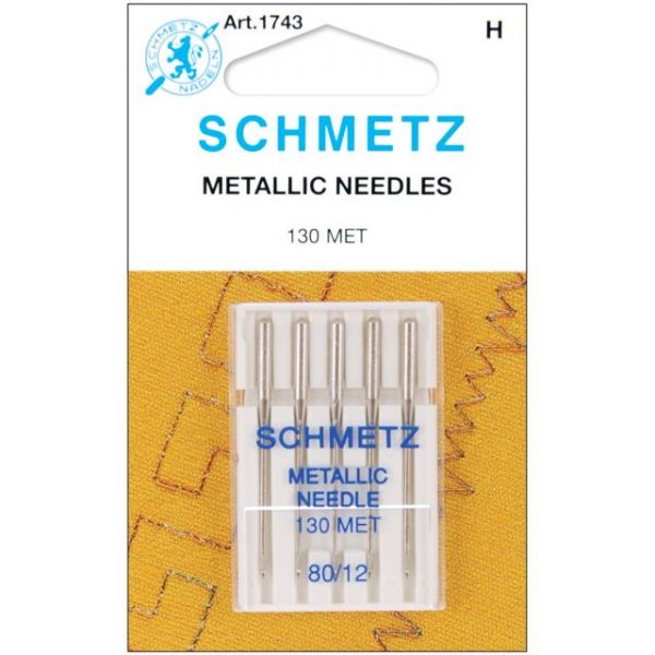 Metallic Machine Needles