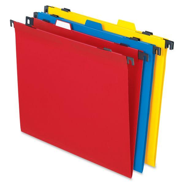 Pendaflex 2-In-1 Poly Hanging File Folders