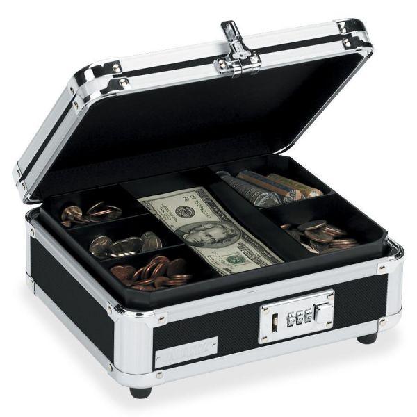 Vaultz Locking Cash Box