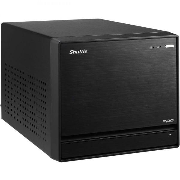 Shuttle XPC cube SZ170R8 Barebone System - Intel Z170 Chipset - Socket H4 LGA-1151 - Black