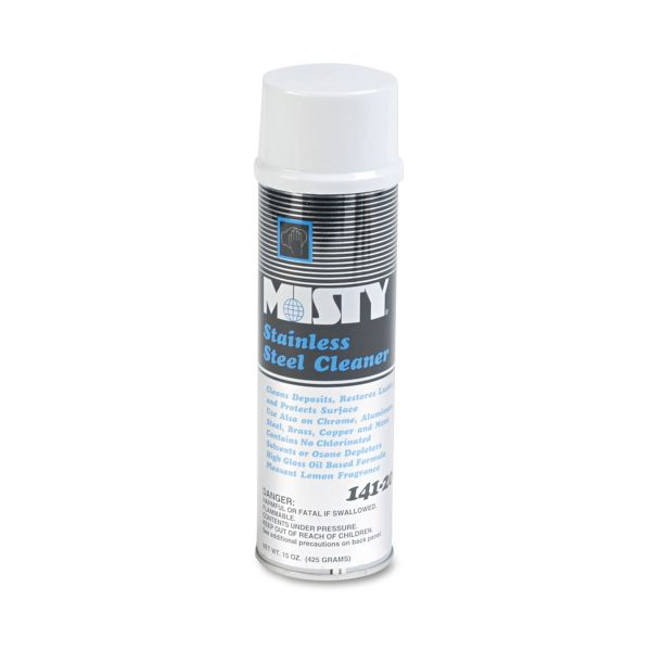 Misty Stainless Steel Cleaner & Polish