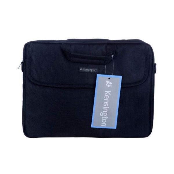 "Kensington SP10 Carrying Case (Sleeve) for 15.6"" Notebook - Black"