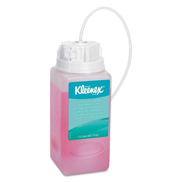 Kleenex Foam Hand Soap Refills with Moisturizers