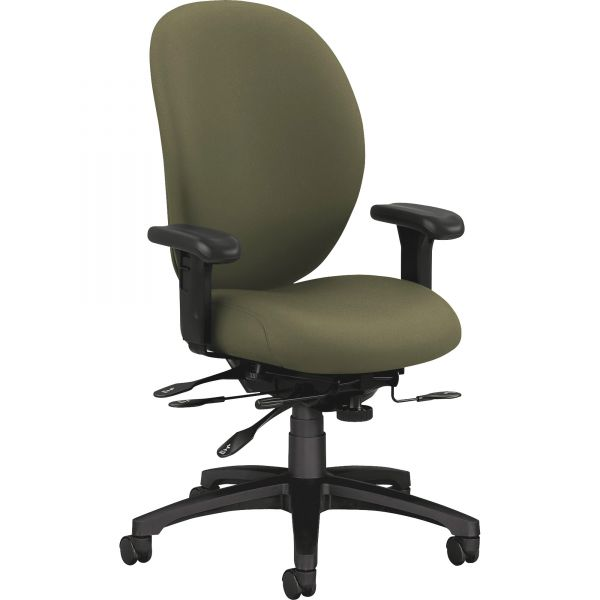 HON Unanimous Series H7608 High-Back Office Chair
