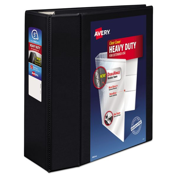 """Avery Heavy-Duty One Touch 5"""" 3-Ring View Binder"""