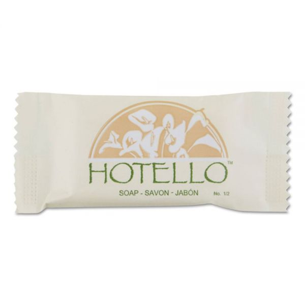 Hotello Individually Wrapped Bar Soap