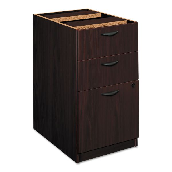 Basyx by HON BL Series Modular Pedestal with Box/Box File Drawer