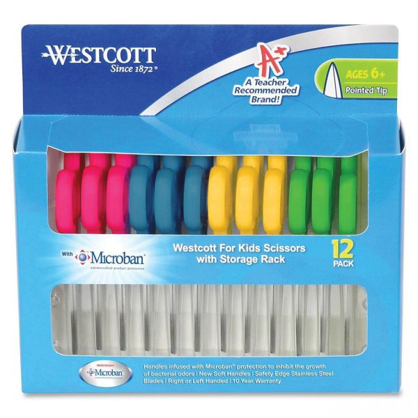 Westcott Kids Scissors Pack