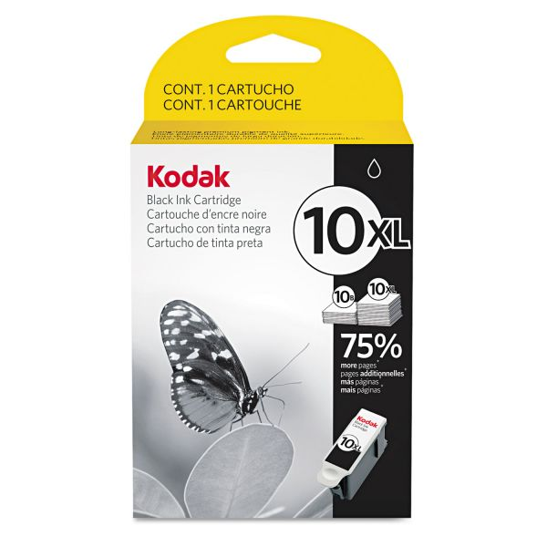 Kodak 10XL High Yield Black Ink Cartridge
