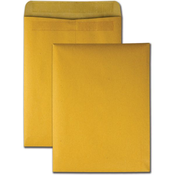 "Quality Park 100% Recycled 9"" x 12"" Catalog Envelopes"