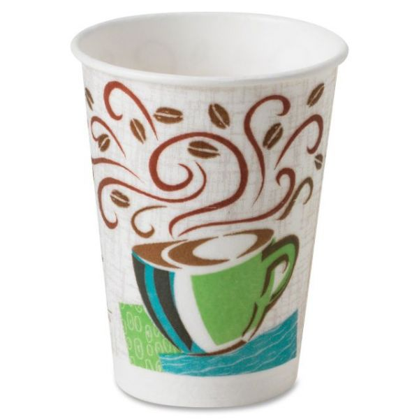 Dixie PerfecTouch 16 oz Paper Coffee Cups