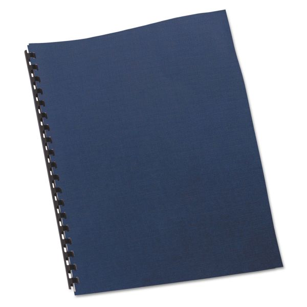 GBC Linen Weave Standard Binding Covers
