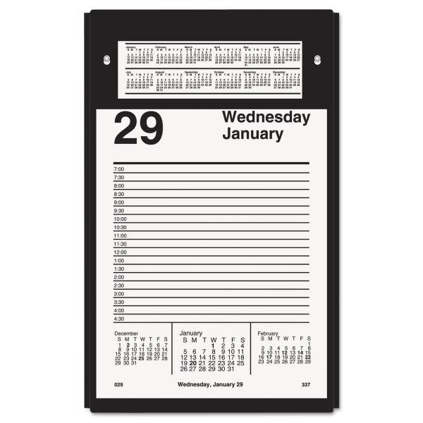 AT-A-GLANCE Pad Style Desk Calendar Refill, 5 x 8, 2019