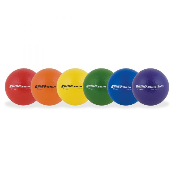 Champion Sports Rhino Skin Ball Set