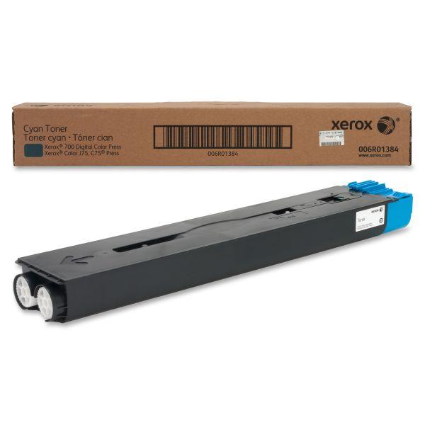 Xerox 006R01384 Cyan Toner Cartridge