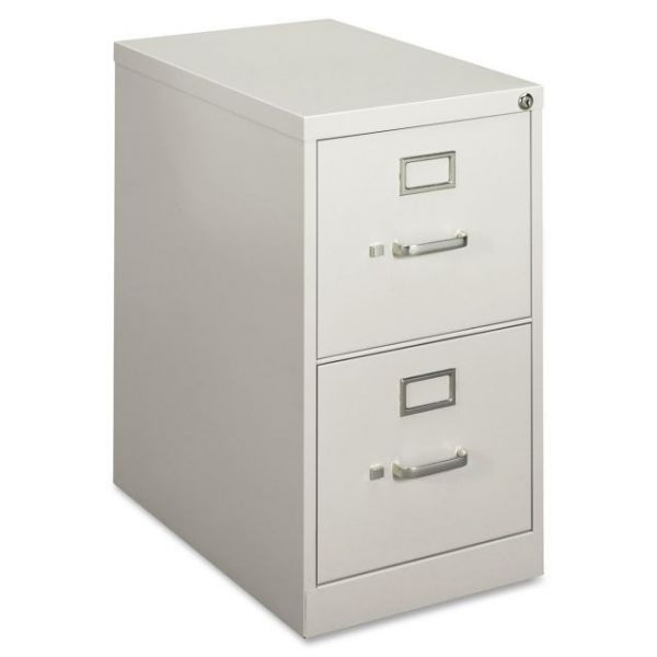Basyx 410 Series 2 Drawer Vertical File Cabinet