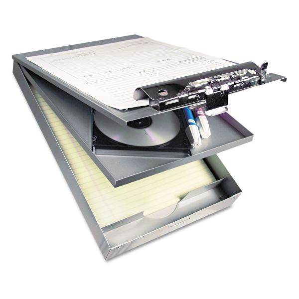 Saunders Cruiser Mate Aluminum Storage Clipboard