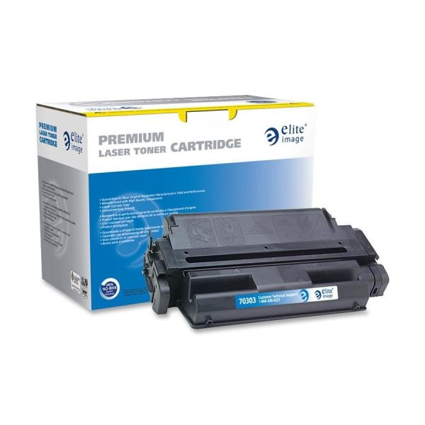 Elite Image Remanufactured HP 09A (C3909A) Toner Cartridge