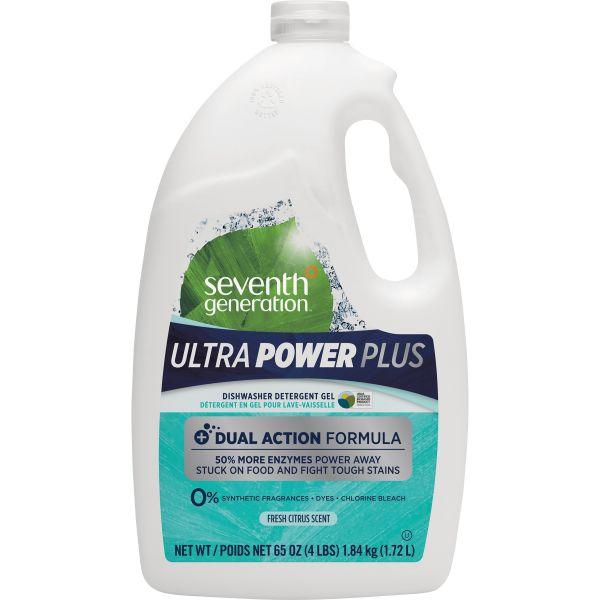 Seventh Generation Ultra Power Plus Dishwasher Soap