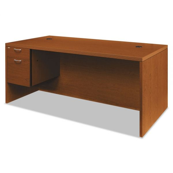 HON Valido 11500 Series Left Pedestal Computer Desk