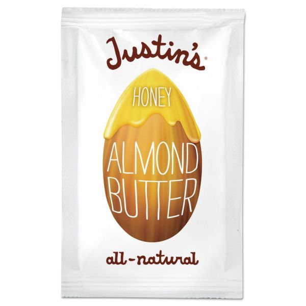 Justin's All-Natural Honey Almond Butter Packs
