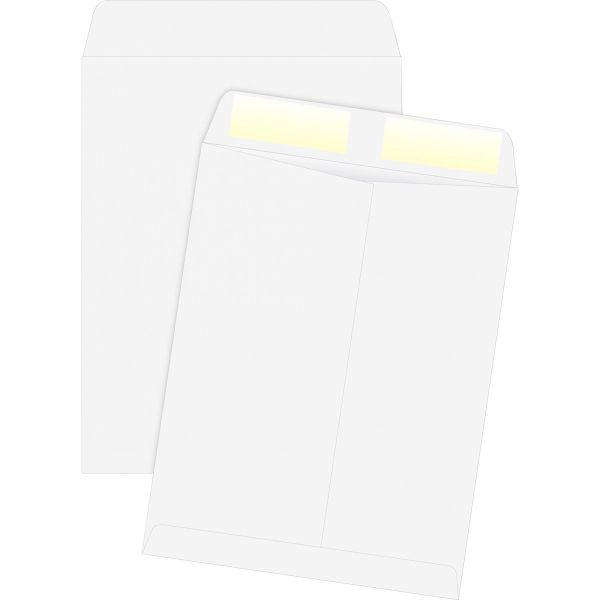 Quality Park Catalog Envelope, 10 x 13, White, 250/Box