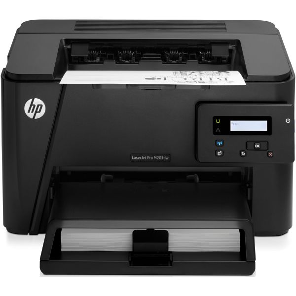 HP LaserJet Pro M201dw Wireless Laser Printer