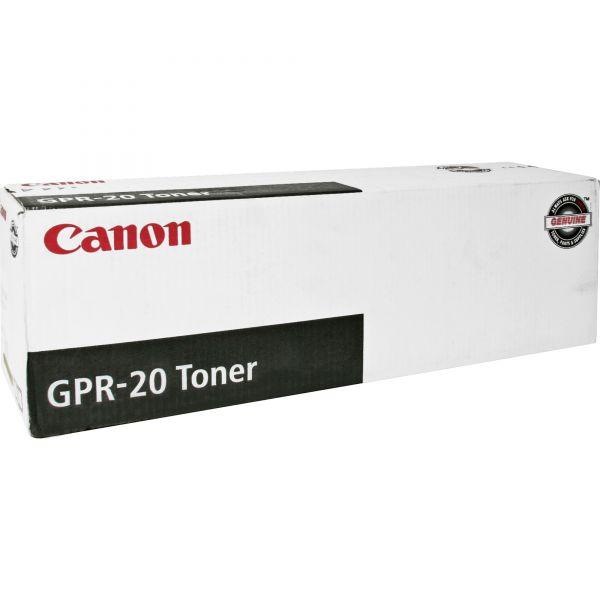 Canon GPR-20 Black Toner Cartridge (1069B001AA)