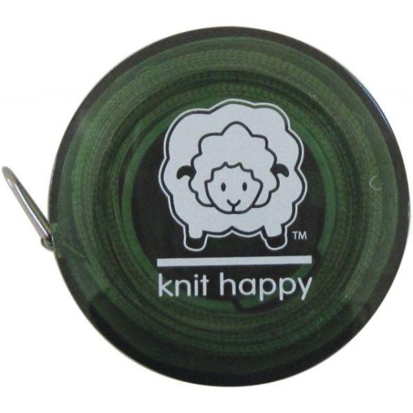 """Knit Happy Tape Measure 60"""""""