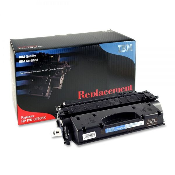 IBM Remanufactured HP 05X Black Toner Cartridge