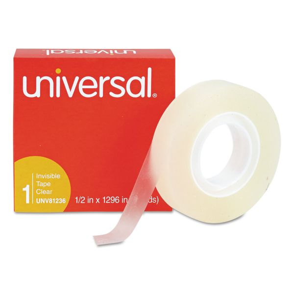 "Universal 1/2"" Invisible Tape Refill"