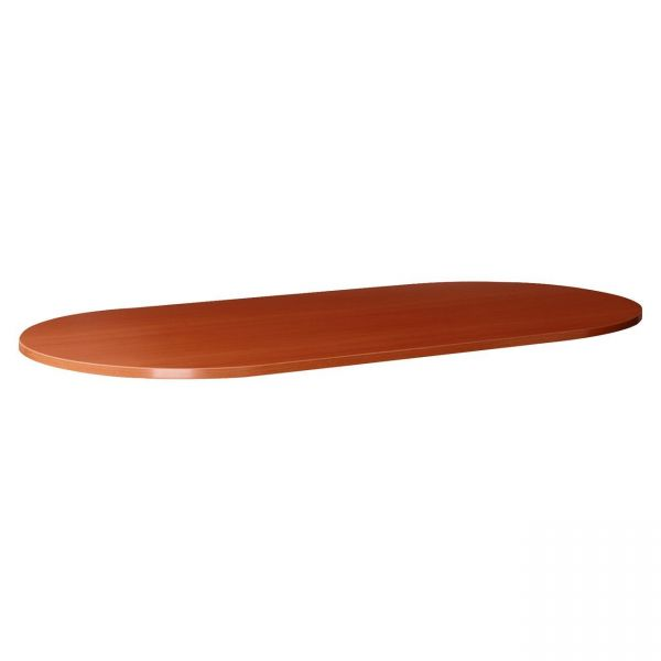 Lorell Essentials Oval Conference Table Top