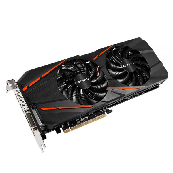 Gigabyte Ultra Durable VGA GV-N1060G1 GAMING-6GD GeForce GTX 1060 Graphic Card - 1.62 GHz Core - 1.85 GHz Boost Clock - 6 GB GDDR5 - PCI Express 3.0 x16