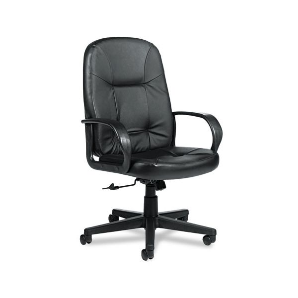 Global Arno Executive Leather High-Back Office Chair
